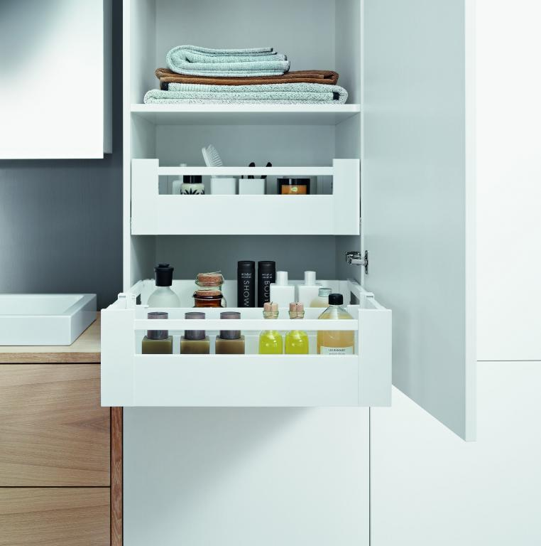 Lastest 7 Tips And Ideas To Improve Your Small Bathroom Storage When It Comes To Decorating A Small Bathroom Its All About Function Modern Neutral Bathroom From Better Homes And Gardens Australia Love The Wood Bits, Use This As Main