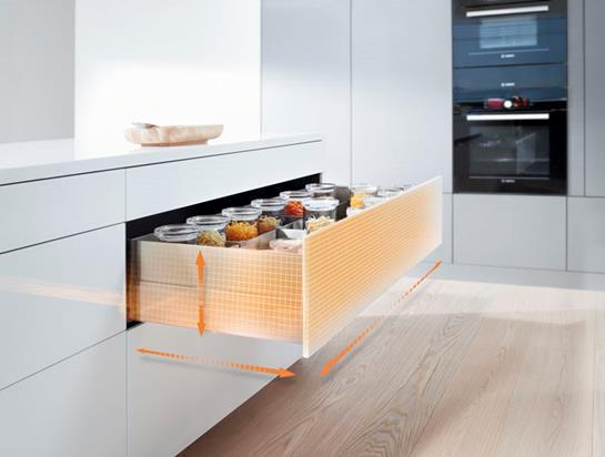 Kitchen Drawer Design Ideas by Blum Australia