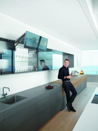 Kitchen Cabinet Design Ideas by Blum Australia