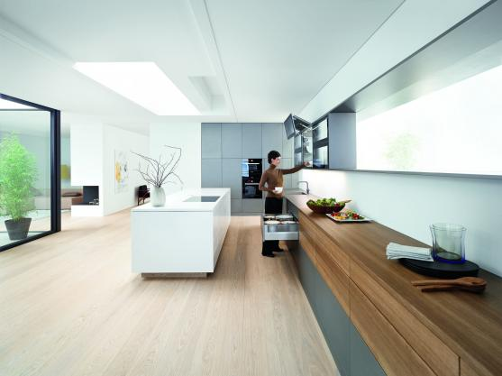 Kitchen Benchtop Ideas by Blum Australia
