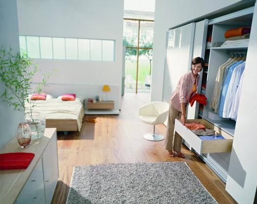 Wardrobe Design Ideas by Blum Australia