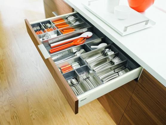 Kitchen Drawer Inserts Ideas by Blum Australia