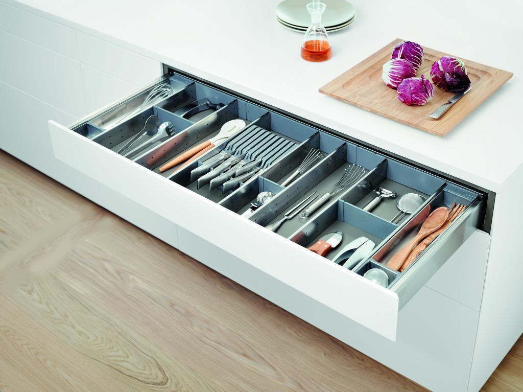 Kitchen Drawer Inserts Inspiration Blum Australia