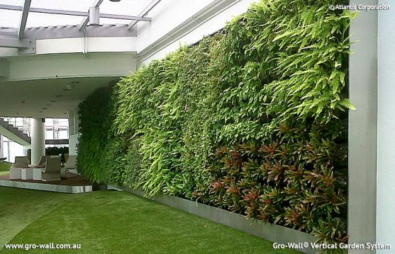Image result for Designer Vertical Gardens