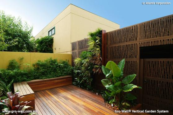 Outdoor living design ideas get inspired by photos of for Courtyard home designs adelaide