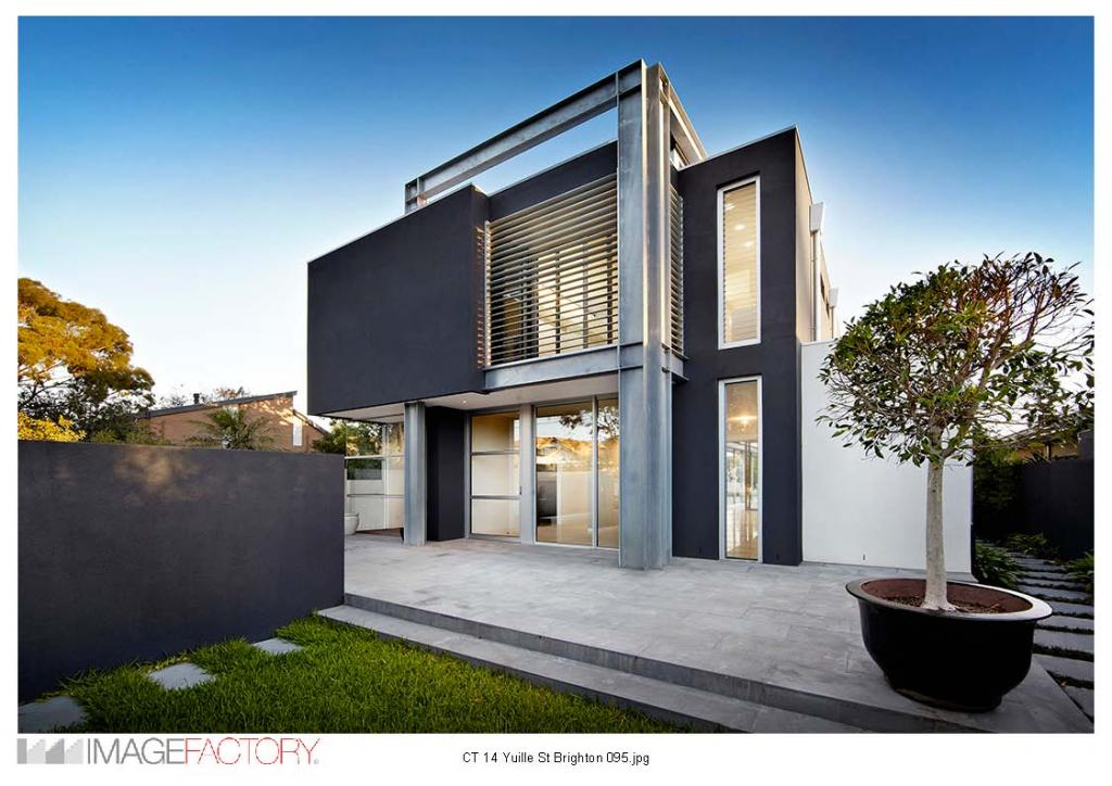 Residential architectural services all of melbourne for Residential landscape architects melbourne