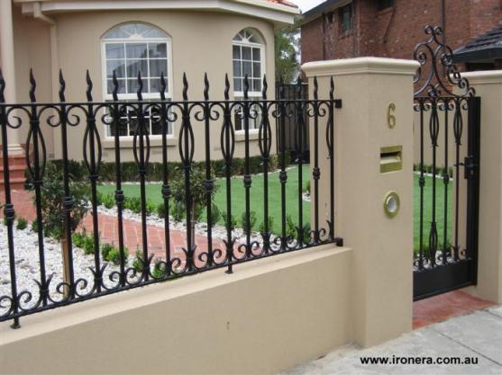 Fences & Balustrades