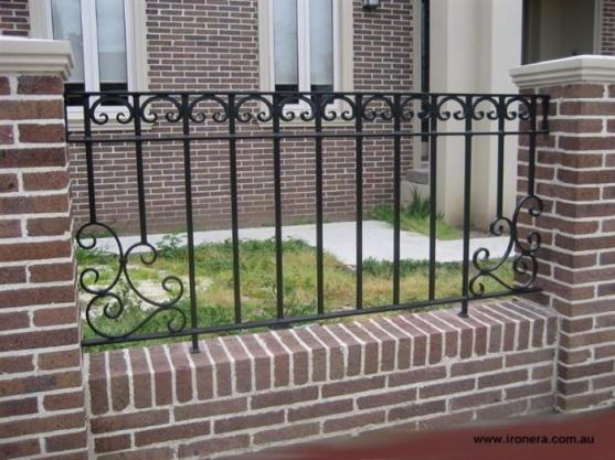 Brick Fencing Designs by Iron Era