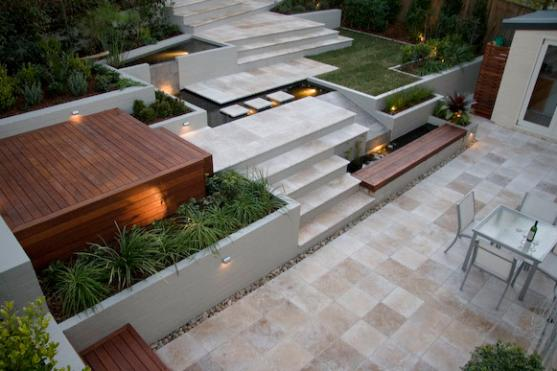 Outdoor Tile Designs by Tilesmart Simply Stone and Tile