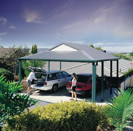 Carport Design Ideas by Concept Constructions Pty Ltd
