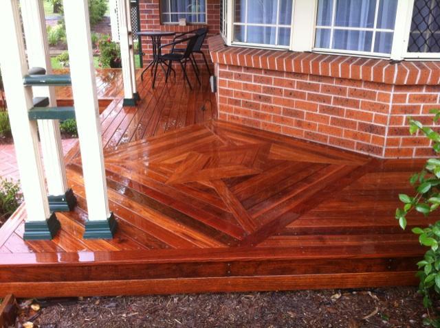 10 stylish deck design ideas for Australian hardwood decking