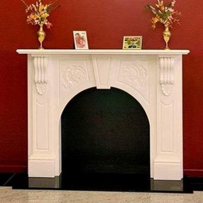 Fireplace Designs by Granite Warehouse