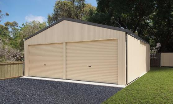 Shed Designs by G & B Patios