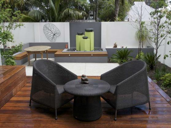 Outdoor Furniture by Origin Landscapes