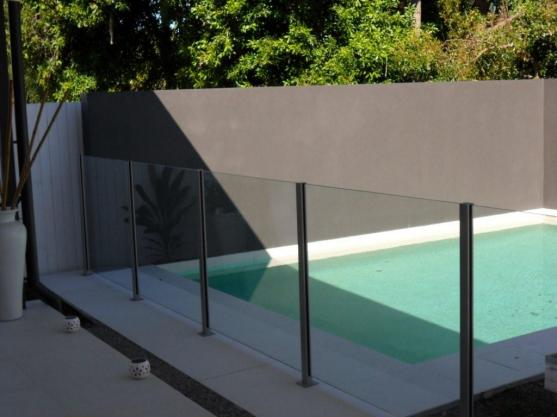 Pool Fencing Ideas by John Zarb Glass Glazing P L