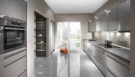 Kitchen design ideas get inspired by photos of kitchens for Small galley kitchen ideas uk