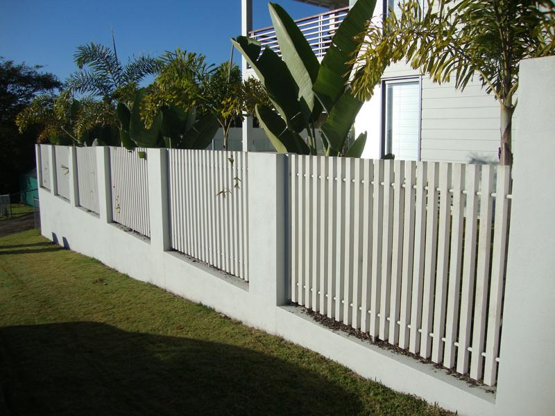 fences inspiration - scenic scapes landscaping