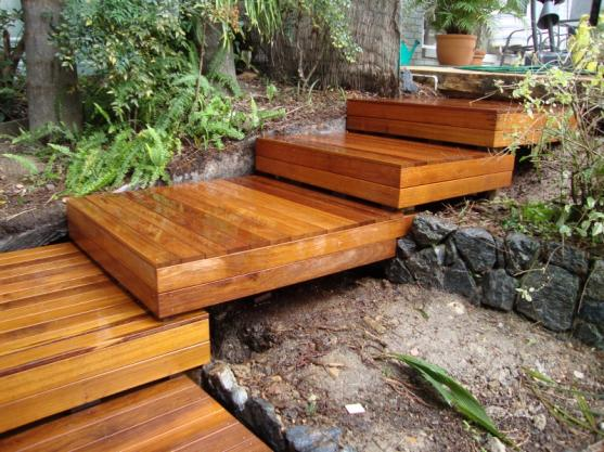 Timber deck design ideas get inspired by photos of for External timber decking