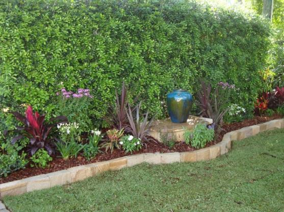 Garden Art Ideas by scenic scapes landscaping