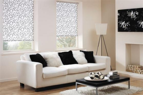 Roller Blind Design Ideas - Get Inspired by photos of Roller Blinds ...