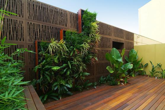 Fence design ideas get inspired by photos of fences from for Japanese garden design ideas australia