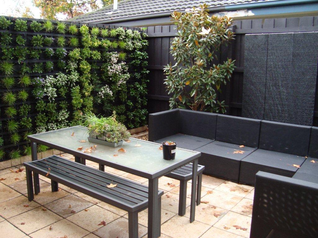 Small gardens that make a big statement for Seaside garden designs