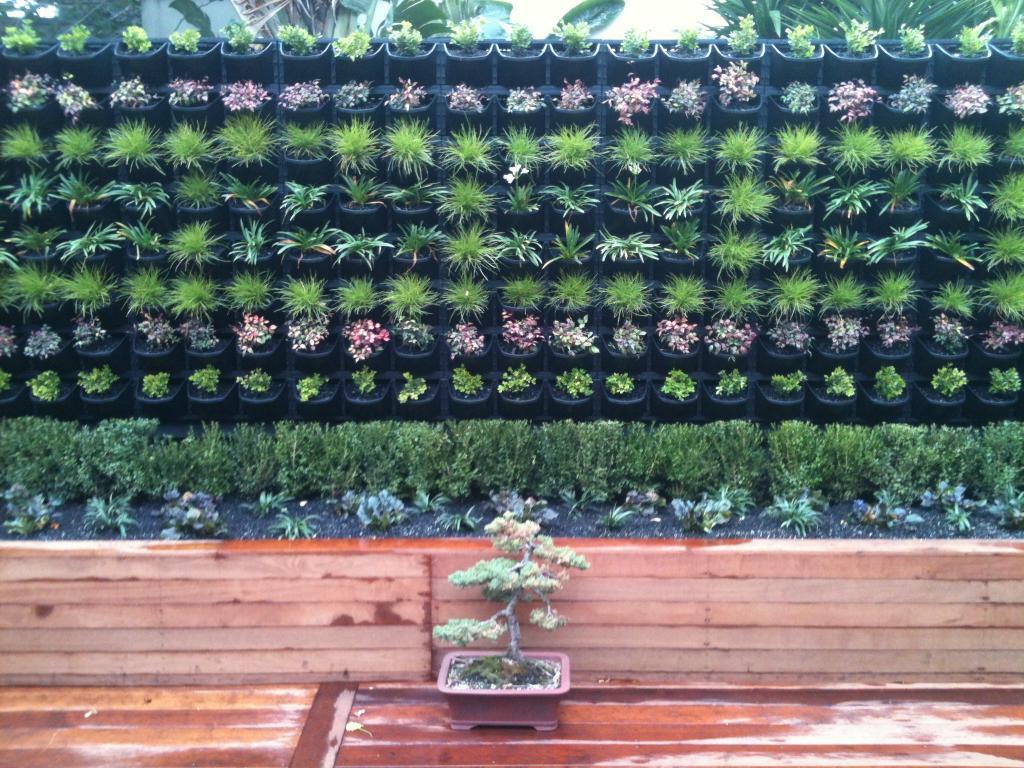 Gro Wall Vertical Gardens Green Wall System Atlantis