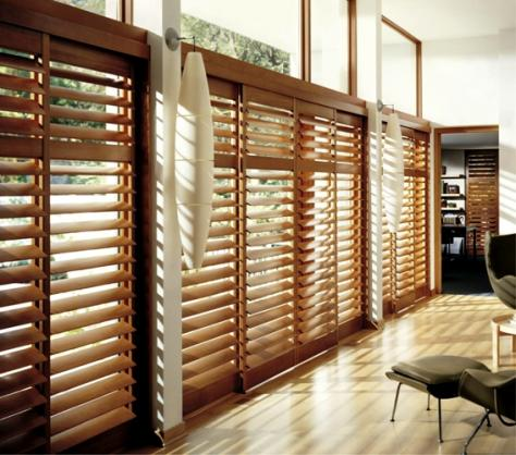 Shutters by Kim Macfarlane Interiors