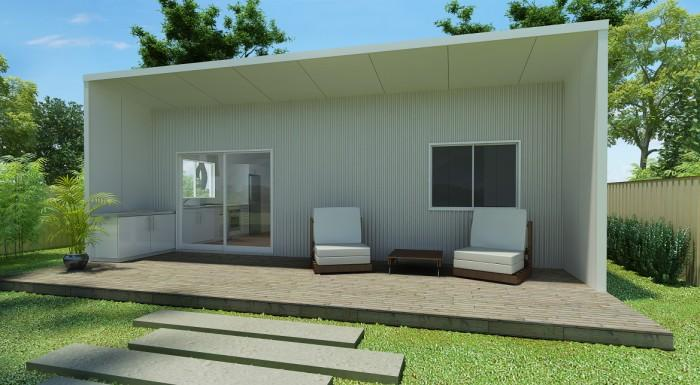 5 Ideas For Outdoor Rooms And Granny Flats