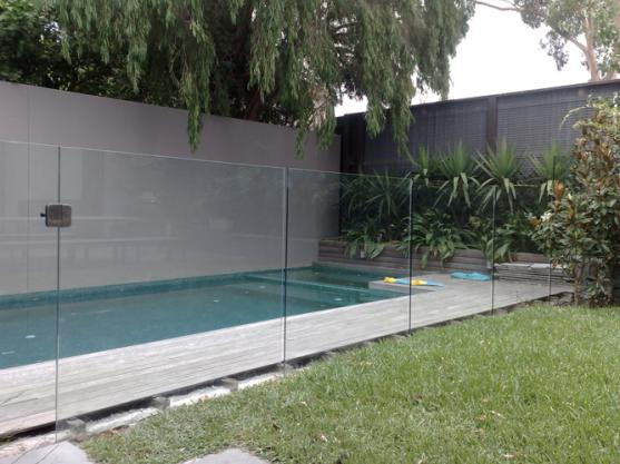 Pool Fencing Ideas by SK Glass