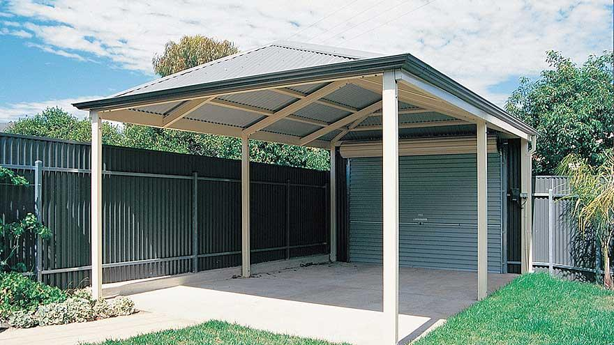 Free standing carport designs for Free standing carport plans