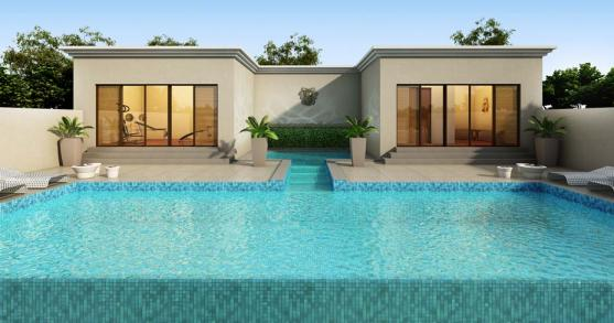 Swimming Pool Designs by Destination Living