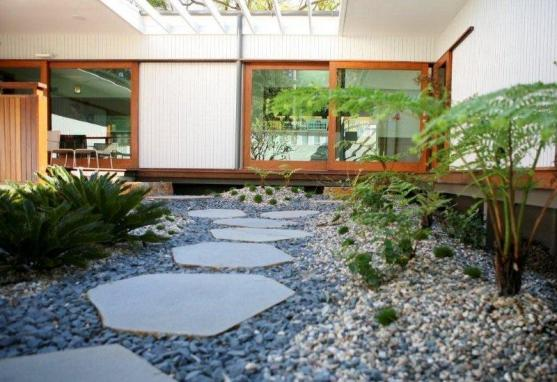 Garden Path Design Ideas by Aesthetic Pools and Landscapes