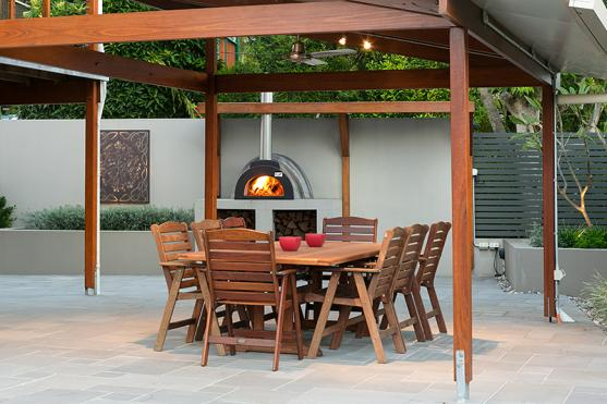 Outdoor Furniture by Aesthetic Pools and Landscapes