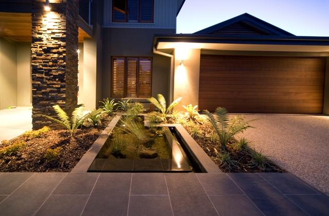 Aesthetic landscapes residential landscaping inner for Landscape design jobs brisbane