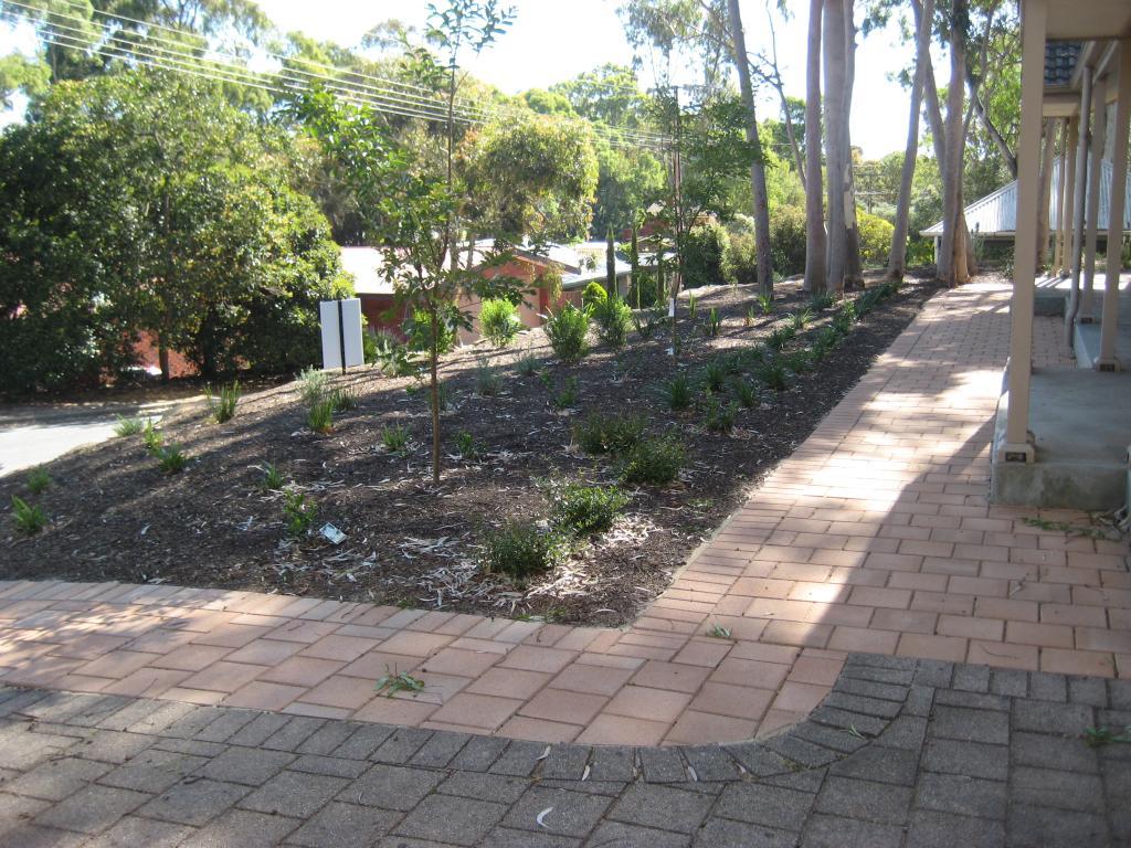 Blackwood maxi diggers landscaping blackwood mt for Landscape design jobs adelaide