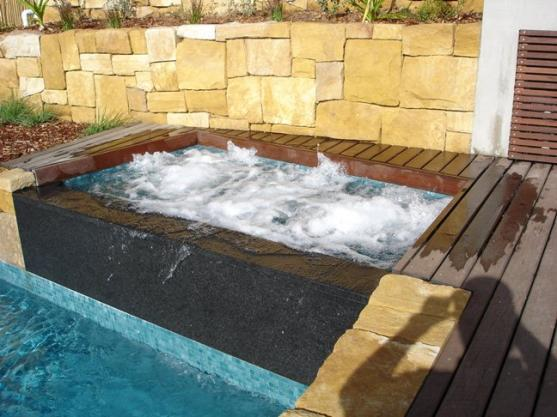 Spa Design Ideas by Coopers Pools