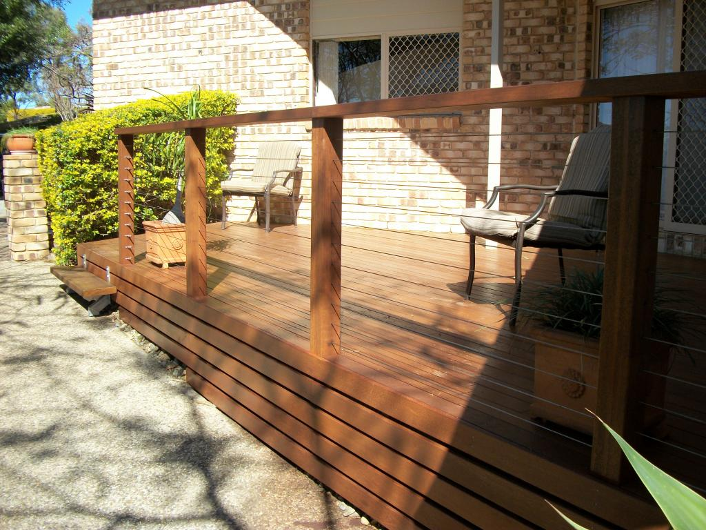 Deck Construction Sealing Finishing Experts Bahrs
