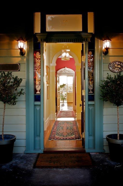 Entrance Designs by Newhook Design