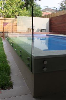 Pool Fencing Ideas by Impressive Glass & Splashbacks
