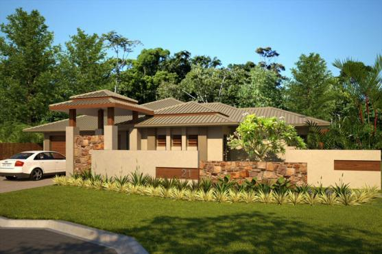 House Exterior Design by Julianne McAlloon Architects