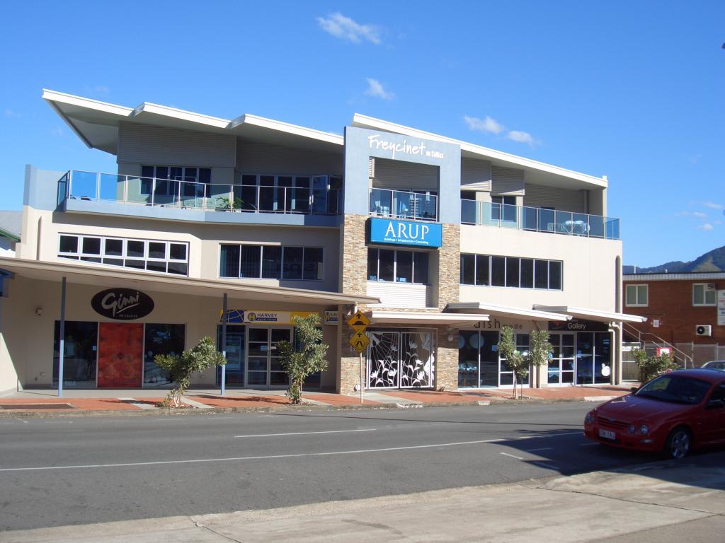 Julianne Mcalloon Architects Pty Ltd Cairns Tablelands