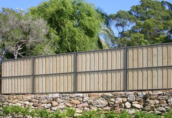 Timber Fencing Designs by Ezy Clip Fencing Systems