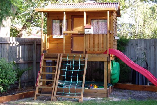 Nice Style Ideas   Tree Houses   Kids Cubby House   Mattu0027s Homes U0026 Outdoor  Designs   Australia | Hipages.com.au