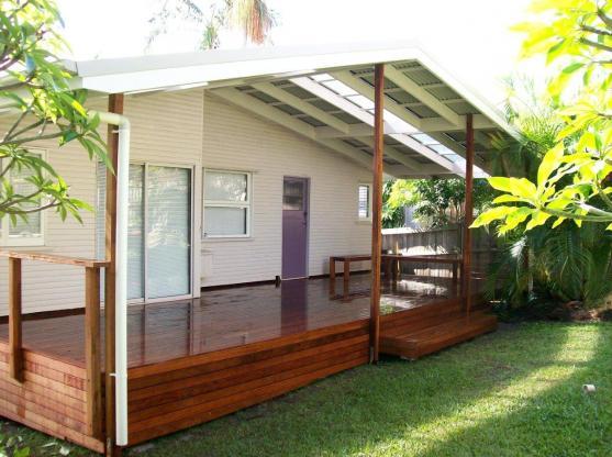 Timber Decking Ideas by Burton Burton Builders