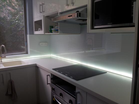 Kitchen Splashback Ideas by Art Of Glass