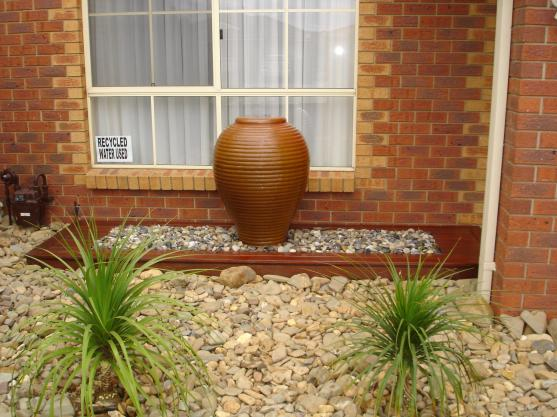 Water Feature Ideas by AMG Landscaping