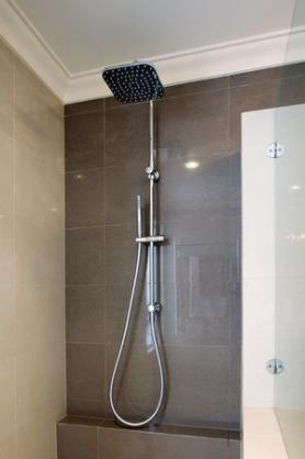 Shower Head Ideas by Revive Construction