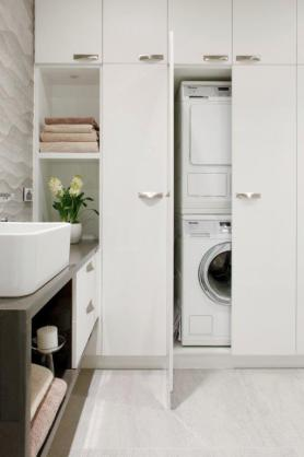 Bathroom Storage Ideas by Revive Construction