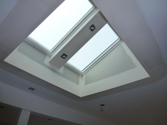 how to open velux skylight